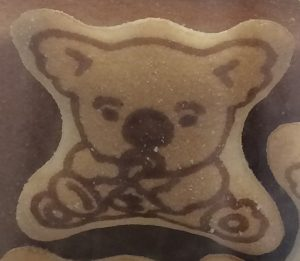 眉毛コアラ