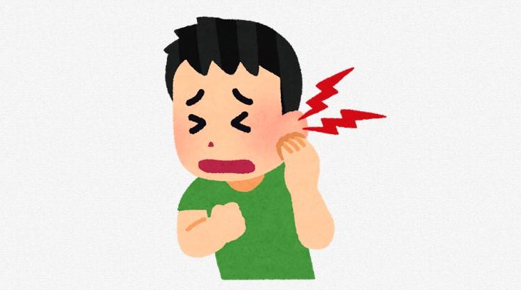 子供の中耳炎