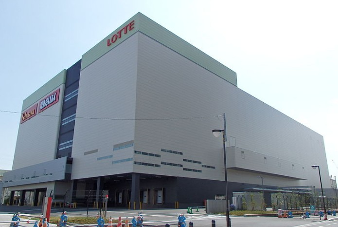 ロッテ浦和工場