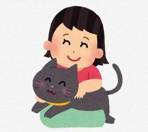 ペットと子供