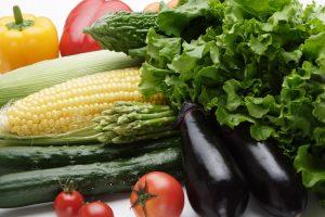 その原因Xにあり 夏野菜