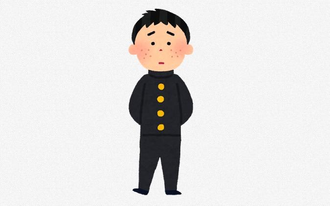 中学生 ニキビ