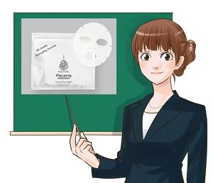 ロゼベ エンリッチフェイスマスク効果